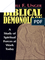 Biblical Demonology- A Study of Spiritual Forces at Work Today
