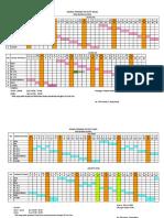 Jadwal MOD pendamping 2018.ods