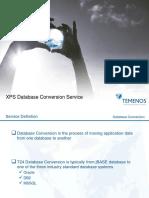 T24 Database Conversion Service