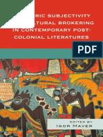 Diasporic Subjectivity and Cultural