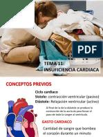 TEMA 11 ,Insuficiencia Cardiaca