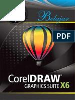 Panduan Corel Draw X6