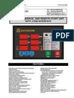 DKG 517 J Manual de Usuario