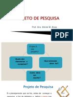 PPT Projeto de Pesquisa