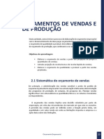 Orçamento Empresarial_Unidade 2