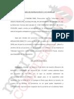 Recurso de apelación del PSOE frente al archivo del 'caso PGOU'