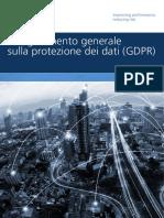 122802 Regolamento Generale Sulla Protezione Dei Dati Gdp