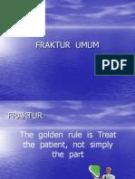 FRAKTUR  UMUM (1)