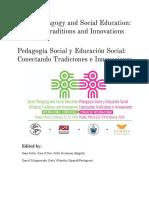 Pedagogía Social - Anales de la Conferencia Internacional 2018