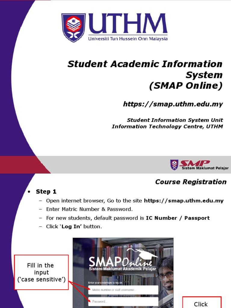 registration_smap pdf | Password | Computing