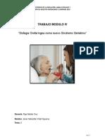 Disfagia Orofaríngea como un nuevo Síndrome Geriátrico