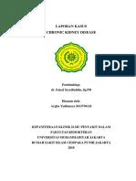 Lapkas Ckd - Dr Faisal