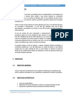 Informe Abastecimiento Trabajo 1