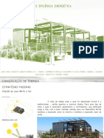 Conforto Ambiental e Eficiência Energética _ URBAN EDEN
