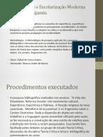 Cultura Juvenil e Escolarização Moderna em Walter Benjamin.pptx