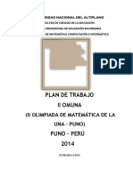 Proyecto de Omuna Humberto Isaac Aeruna