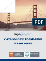Catálogo Cursos Ingeoexpert