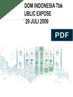 Public Expose 2009