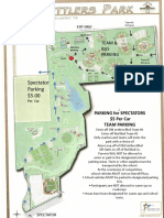 2018 Map of Park and Parking