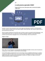 BeCode _ O Que é PHP e Porque Você Precisa Aprender HOJE
