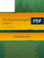 Waste Management Presentation