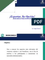 Exportación 2007