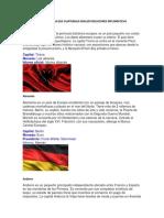 Paises Con Las Que Guatemala Realizo Relaciones Diplomaticas