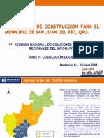 6 San Juan Del Rio Queretaro to Construccion