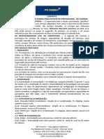 Contrato - Jericoacoara (Pacote) Waldemar