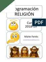 PCRB 2018-19