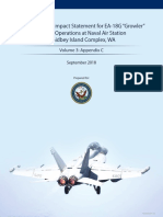 Volume 3 of Final Environmental Impact Statement for EA-18G Growler Operations at Naval Air Station Whidbey Island