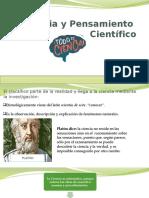 Ciencia y Pensamiento Cientifico