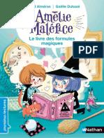 Amélie Maléfices - Premières Lectures