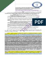 Solicitud de Cesación de La Detención Preventiva en 3 Dias y Sin Prueba 1121.16
