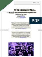 ARMAS DE DISTRACCIÓN MASIVA - MEDIOS DE COMUNICACIÓN, PUBLICIDAD Y PROGRAMACIÓN SOCIAL.pdf