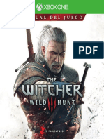 Manual de Juego The Witcher III