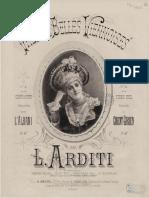 Arditi - Valse Des Belles Viennoises - Vpf-