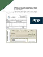 Documentos de Crédito