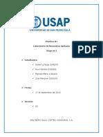 Reporte de Laboratio de Neumatica Aplicada # 1 - Grupo # 2