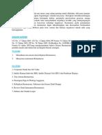 dokumen pengelolaan keuangan