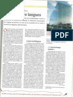 Ingénieur des langues