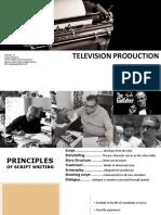 TELEVISION PRODUCTION  II UNIT
