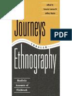 Annette Lareau, Jeffrey Shultz (Editors)-Journeys Through Ethnography_ Realistic Accounts of Fieldwork -Westview (1996)