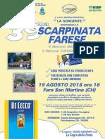 Scarpinata Farese 2018