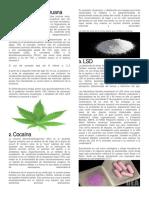 15 drogas