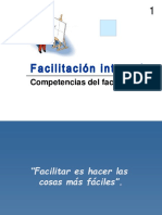 Competencias Facilitador Enfoque Sistémico