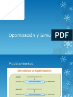 optimizacion y simulacion