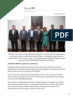 13-09-2018 -Pactan Bajar El IVA y EI ISR - Eldiariodevictoria