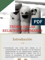teoradelasrelacioneshumanas-131001175708-phpapp01