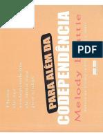 LIVRO PARA ALÉM DA CODEPENDÊNCIA.pdf